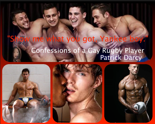 Confessions of a Gay Rugby Player