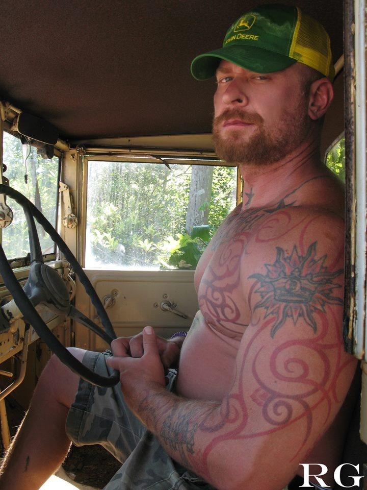 gay trucker