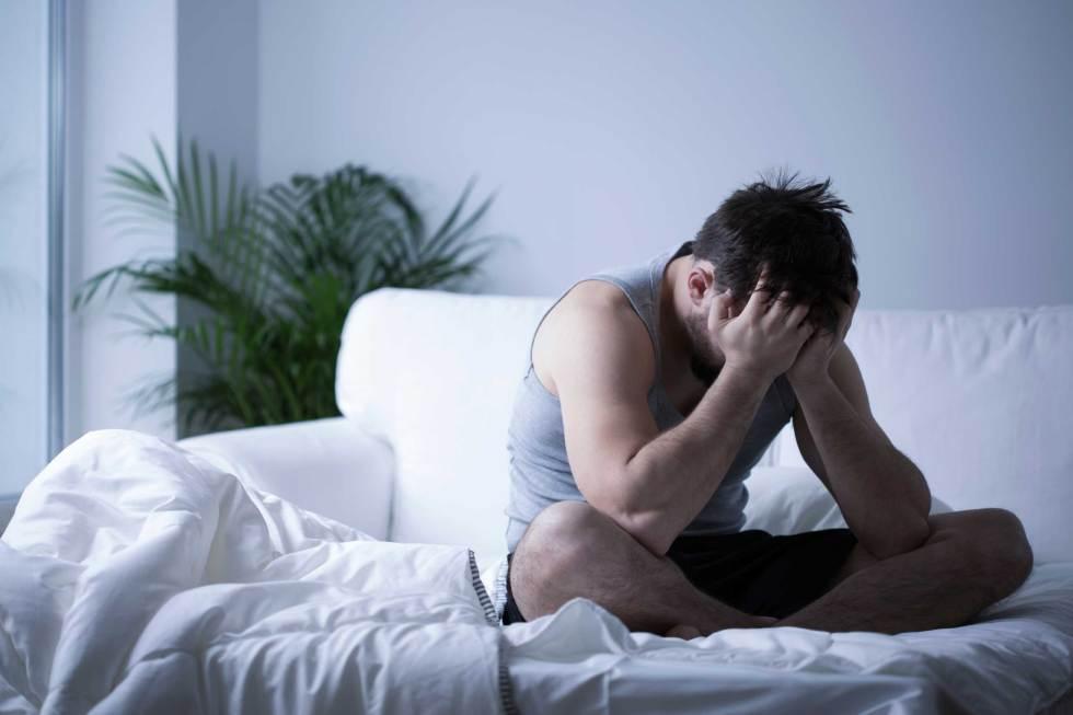 depressed after being dumped